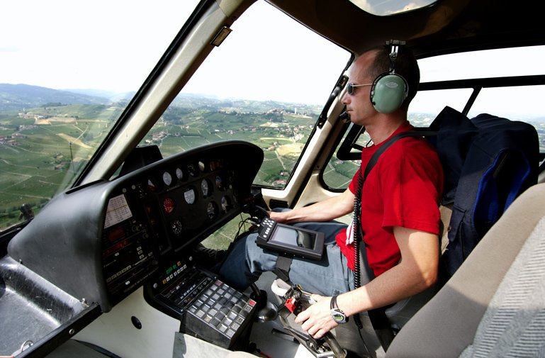 Helicopter Tours and Rides in Raleigh